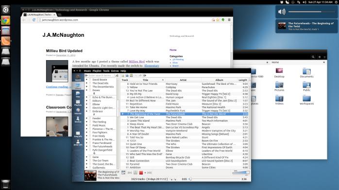 Elegant-Ambiance on Ubuntu 14.04